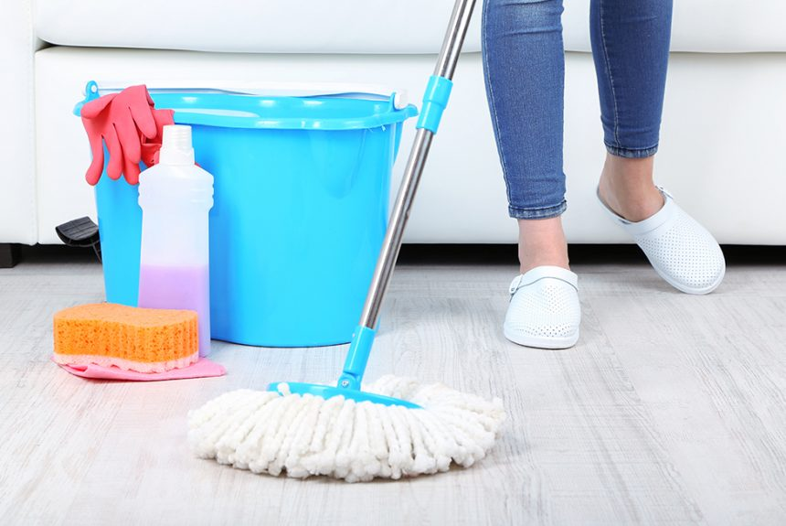 5 Must Have Cleaning Products For Winter